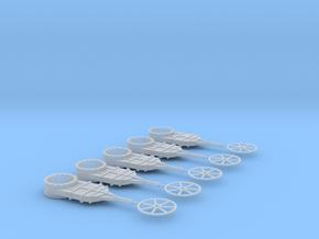 5 Flachschieber mit Handrad in Smoothest Fine Detail Plastic