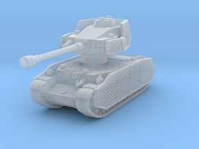 Turan III 1/285 in Smooth Fine Detail Plastic