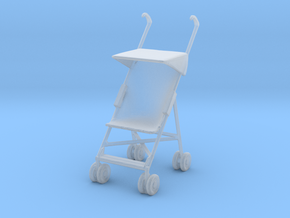 Stroller 1/64 in Smooth Fine Detail Plastic