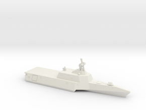 Independence-class LCS, 1/2400 in White Natural Versatile Plastic