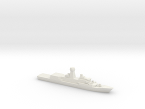Anzac Refitted 1/3000 in White Natural Versatile Plastic