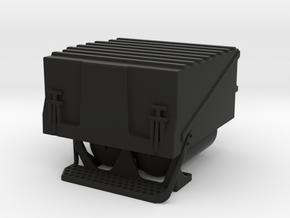 THM 00.4802 Scania batterybox in Black Natural Versatile Plastic