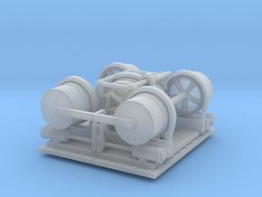 1/100 DKM Destroyer Winch in Smooth Fine Detail Plastic