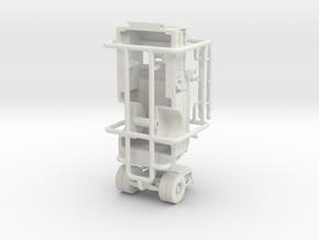 1/64 Crown LACO Engine 51 Body in White Natural Versatile Plastic