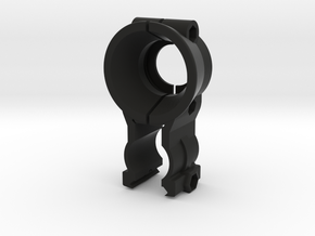 3x Magnifier Rail Mount for SiOnyx Aurora NV Cam in Black Natural Versatile Plastic