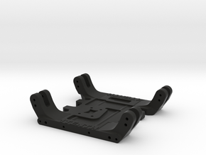 High Clearance Skid for Axial Wraith or Bouncer in Black Natural Versatile Plastic