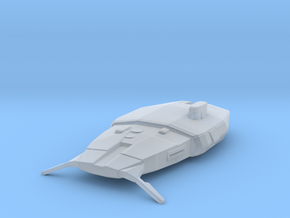 CC-9600 frigate in Smooth Fine Detail Plastic
