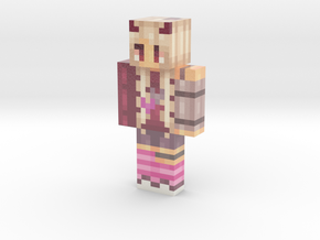 gacha_girl_ | Minecraft toy in Glossy Full Color Sandstone