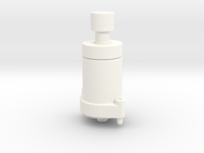 Clippard Valve R-701 (1:1 Scale) for  GB1 Proton P in White Processed Versatile Plastic