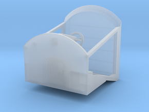 John Deere Maximzer combine cab in Smooth Fine Detail Plastic