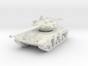 T-64 A (mid) 1/87 in White Natural Versatile Plastic