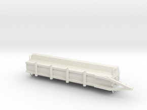 GEA Houle 9500 gallon tank in White Natural Versatile Plastic