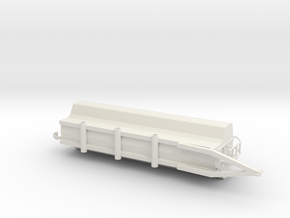 Jamesway Maxxtrac 7400 gallon tank in White Natural Versatile Plastic