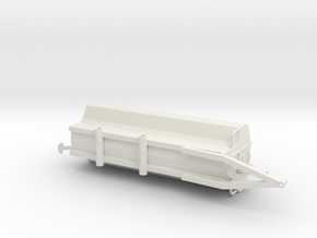 GEA Houle 4800 gallon flow meter in White Natural Versatile Plastic