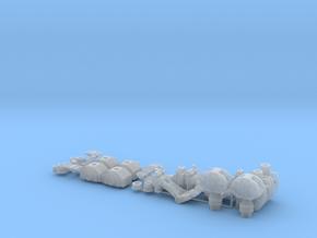 Moebius EVA Pod Arms, Version 2F in Smooth Fine Detail Plastic