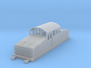 b-148fs-metropolitan-camelback-electric-loco in Smooth Fine Detail Plastic
