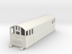 b-76-metropolitan-bth-boxcab-electric-loco in White Natural Versatile Plastic