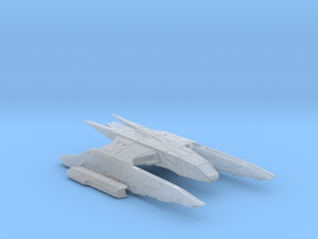 Freighter in Smooth Fine Detail Plastic