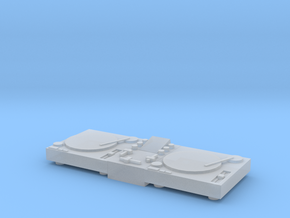 Printle Thing DJ-Turntable - 1/48 in Smooth Fine Detail Plastic