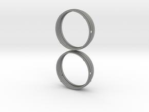 *Proto: 41mm sterile watch case - seiko movement a in Gray PA12