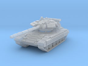 T-64 BV 1/285 in Smooth Fine Detail Plastic