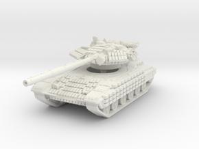 T-64 BV (late) 1/120 in White Natural Versatile Plastic