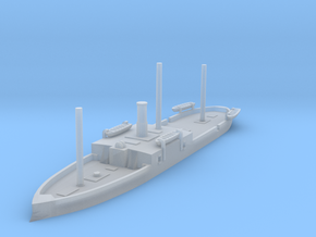 1/1250 Sete de Setembro Ironclad in Smoothest Fine Detail Plastic