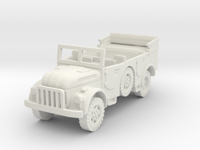 Steyr 1500 (Window up) 1/100 in White Natural Versatile Plastic