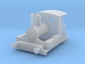 b-148fs-kitson-0-4-0wt-loco in Smooth Fine Detail Plastic