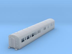 o-148fs-gwr-d94-rh-brake-3rd-coach in Smooth Fine Detail Plastic