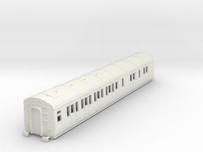 o-100-gwr-d95-lh-brake-3rd-coach in White Natural Versatile Plastic