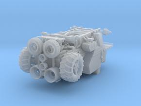 Massey Ferguson MF750 - MF760 Combine HO scale in Smoothest Fine Detail Plastic