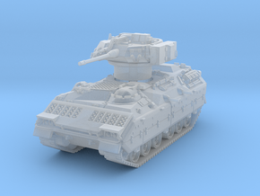 M2A1 Bradley (TOW retracted) 1/285 in Smooth Fine Detail Plastic