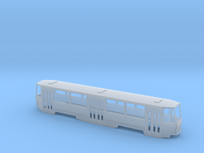 Tatra B6A2 H0 [body] in Smooth Fine Detail Plastic