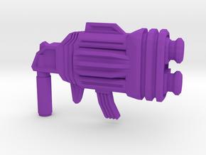 Power gun in Purple Processed Versatile Plastic