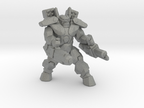 Greater Good Commander Stealth Suit 70mm  in Gray PA12