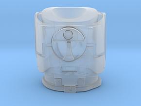 Tav Custom Enclave Torso in Smooth Fine Detail Plastic