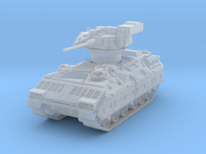M2A1 Bradley (TOW raised) 1/220 in Smooth Fine Detail Plastic