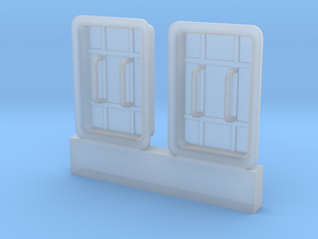 Air intake covers for SEPECAT JAGUAR 1/48 - Obtura in Smoothest Fine Detail Plastic