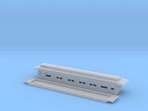 Ao3 - Swedish passenger wagon in Smooth Fine Detail Plastic