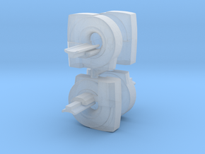 MRI Scan Machine (x4) 1/144 in Smooth Fine Detail Plastic