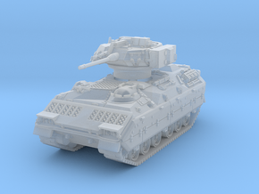 M3A1 Bradley (TOW retracted) 1/144 in Smooth Fine Detail Plastic