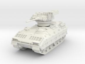 M3A1 Bradley (TOW raised) 1/72 in White Natural Versatile Plastic