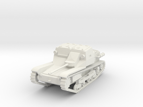 PV35A L3 Tankette w/Solothurn ATR (28mm) in White Strong & Flexible