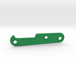 91mm Victorinox ultra thin scale in Green Processed Versatile Plastic