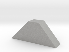Death Bed Rock Cognate in Aluminum