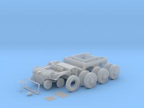 Saurer 6ML mit Kletterrad 1:35 in Smooth Fine Detail Plastic: 1:35