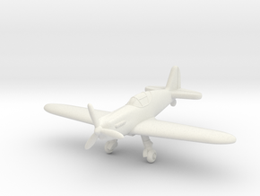 1/285 (6mm) PZL P.62 Kania in White Natural Versatile Plastic