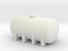 1/64 nurse tank part 1 in White Natural Versatile Plastic: 1:64 - S