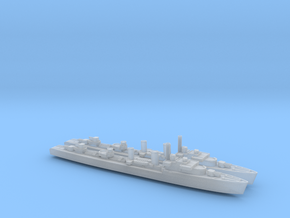 ZH1 x2 1/3000 in Smooth Fine Detail Plastic